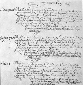 Rene Descartes Facts