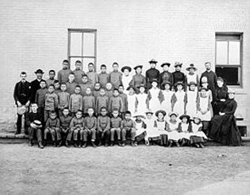 Residential Schools Image