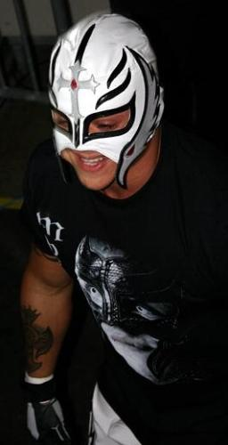 facts about Rey Mysterio