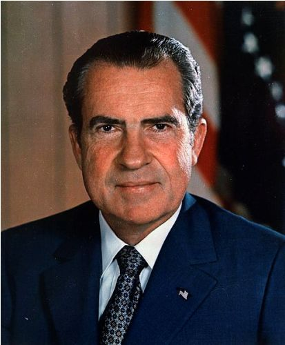 Facts about Richard Nixon
