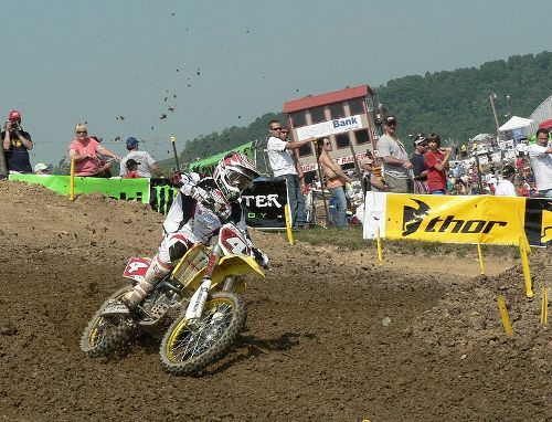 Facts about Ricky Carmichael