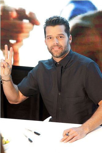 Facts about Ricky Martin