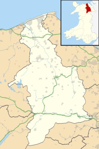 Rhyl Map