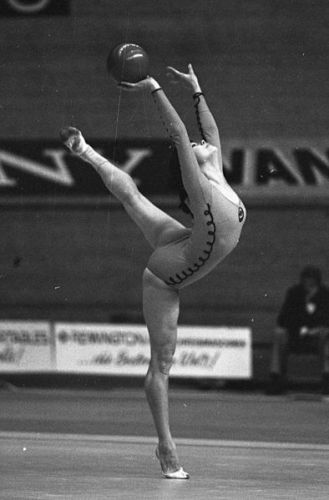 Rhythmic Gymnastics Pictures