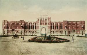 Rice University 1913