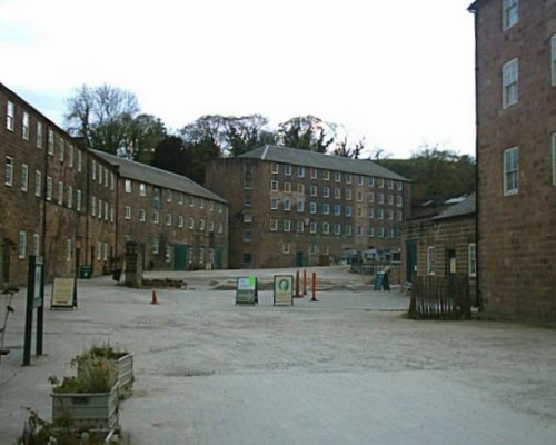 Richard Arkwright Mill