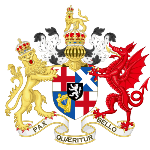 Richard Cromwell Coat of Arms