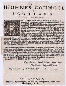 Richard Cromwell Facts