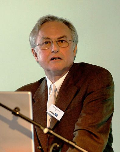 Richard Dawkins Pic