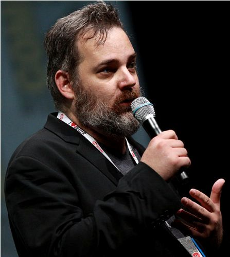 Rick and Morty Dan Harmon