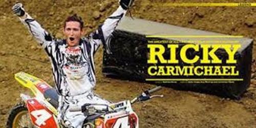 Ricky Carmichael Facts