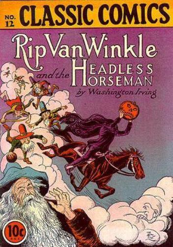 Rip Van Winkle Image