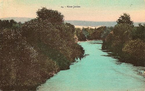 the River Jordan Image