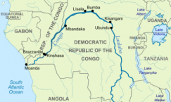 Facts about the River Congo