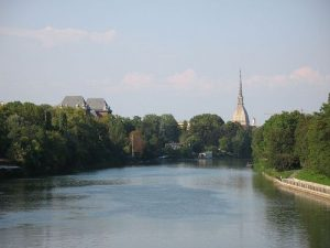 Facts about the River Po