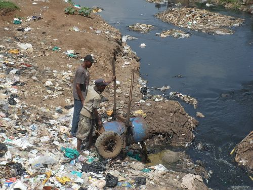 River Pollution Pic