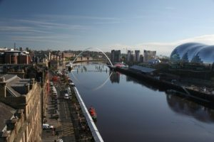 River Tyne Facts