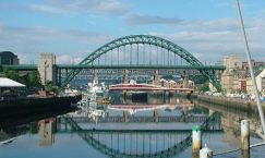 facts about River Tyne
