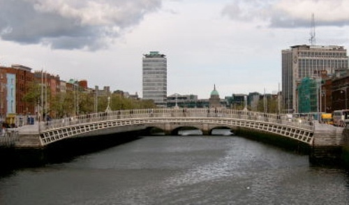 the River Liffey Facts