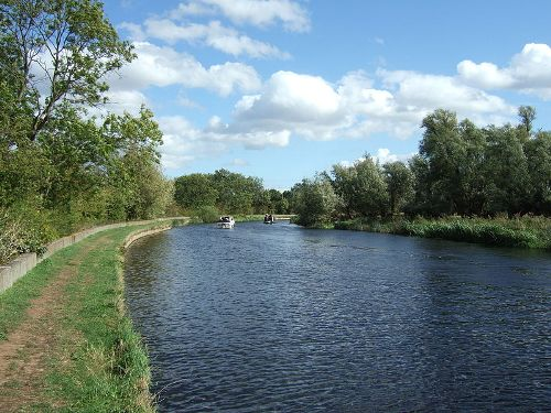 the River Soar 2011