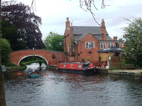 the River Soar
