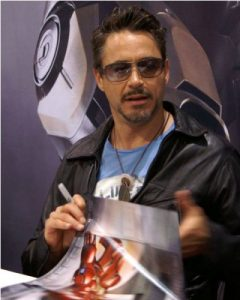 Facts about Robert Downey Jr