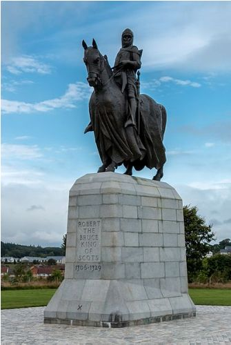 Facts about Robert the Bruce