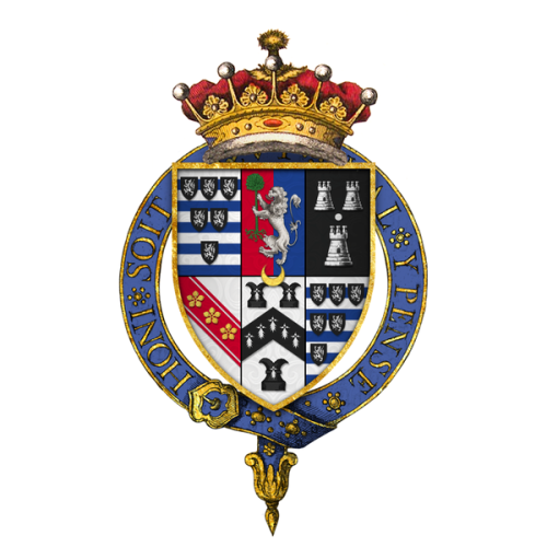 Robert Cecil Coat of Arms