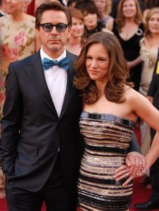 Robert Downey Jr and Wife