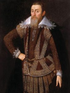 facts about Robert Catesby