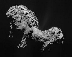 Rosetta Mission Facts