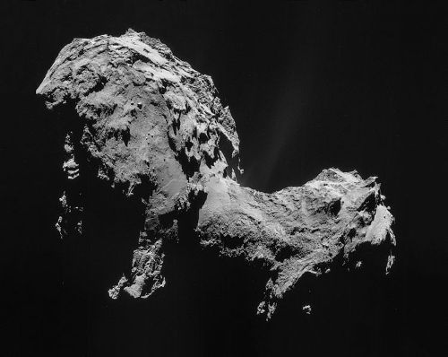Rosetta Mission Facts