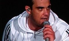 Facts about Robbie Williams