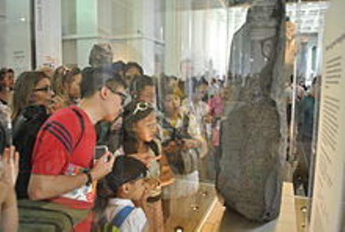 the Rosetta Stone Museum