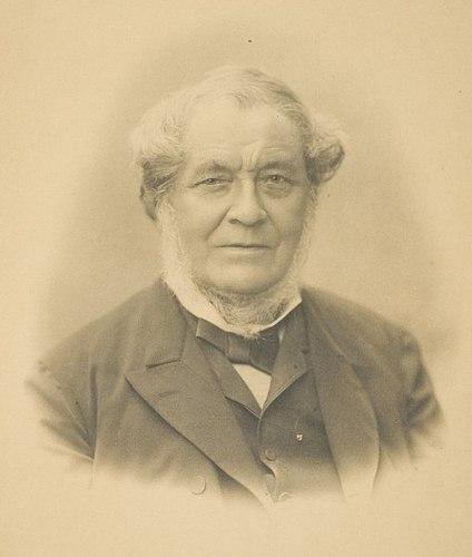 Facts about Robert Wilhelm Bunsen