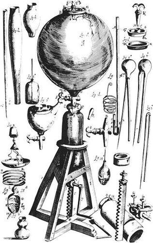 Robert Boyle Air Pump