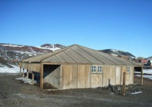 Robert Falcon Scott Hut