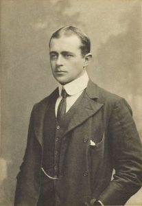 Robert Falcon Scott in 1900