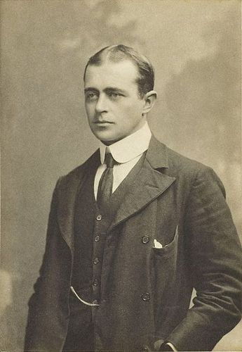 Robert Falcon Scott in 1900