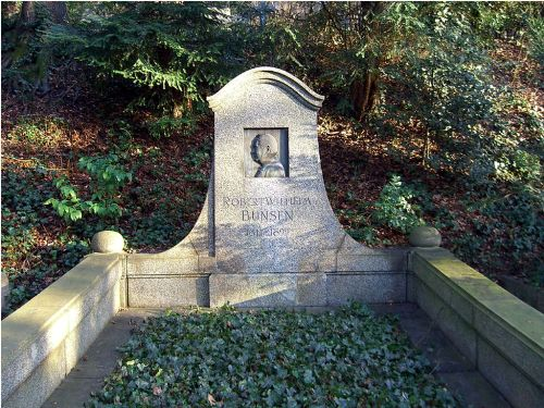 Robert Wilhelm Bunsen Graveyard