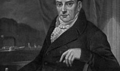 Facts about Robert Fulton