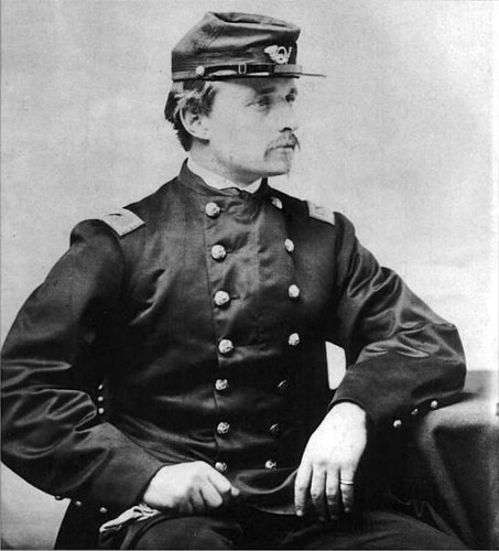 Facts about Robert Gould Shaw