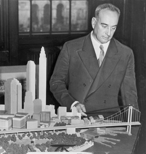 Facts about Robert Moses