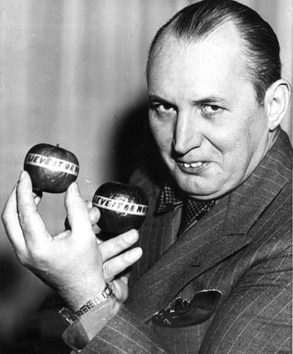 Facts about Robert Ripley