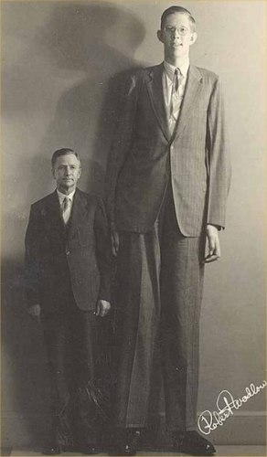 Facts about Robert Wadlow