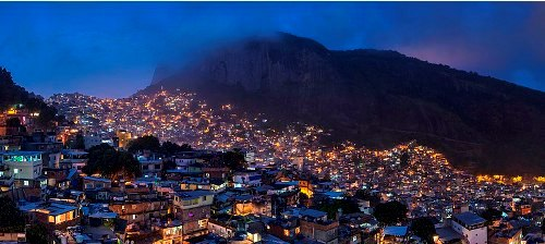 Facts about Rocinha Favela