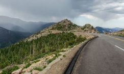 Facts about Rocky Mountain National Park