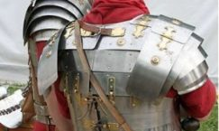 Facts about Roman Armour