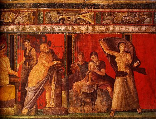 Facts about Roman Clothing