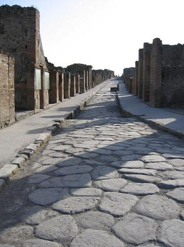 Facts about Roman Roads